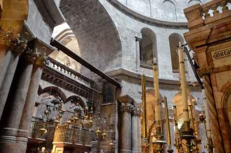 Basilique du Saint Sépulcre à Jérusalem - Israël -