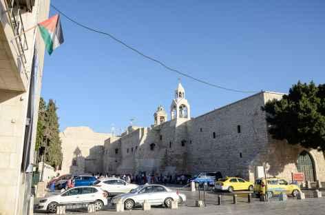 Basilique de la Nativité à Bethléem - Palestine -