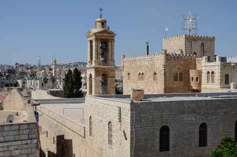 Vieille ville de Bethléem - Palestine -