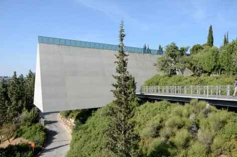 Musée-mémorial de Yad Vashem, Jérusalem - Israël -