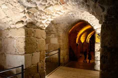 Forteresse croisée de Saint Jean d'Acre - Israël -