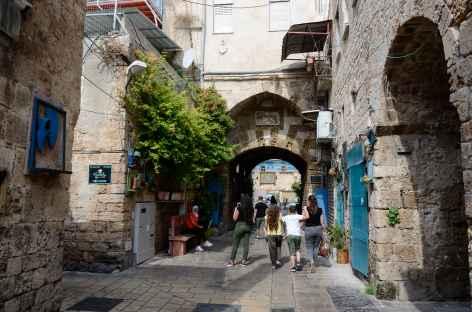 Vieille-ville de Saint-Jean d'Acre - Israël -