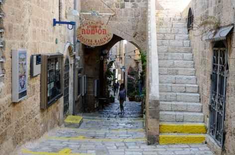 Vieille ville de Jaffa - Israël -