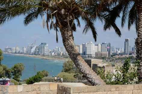 Tel Aviv depuis Jaffa - Israël -