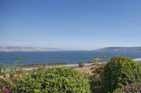 Lac de Tibériade - Israël -