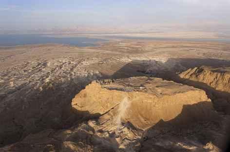 Forteresse de Massada et mer Morte - Israël -