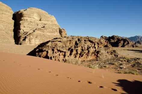 Désert du Wadi Rum - Jordanie -