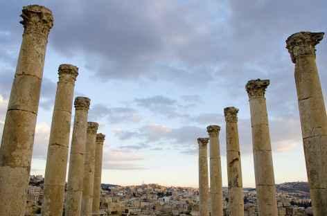 Site gréco-romain de Jérash - Jordanie -