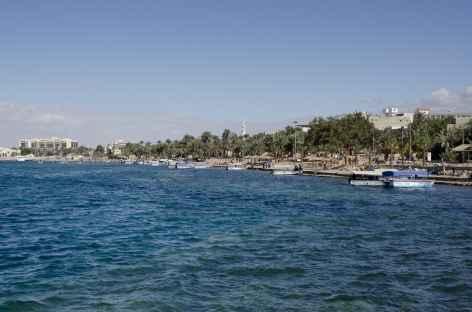 Aqaba, Mer Rouge - Jordanie -