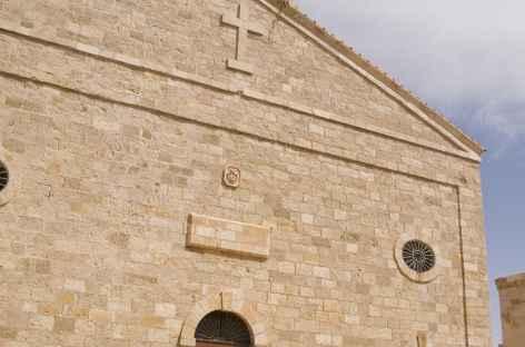 Eglise Saint George à Madaba - Jordanie -