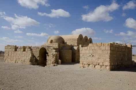 Palais d'Amra, châteaux du désert - Jordanie -