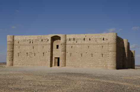 Caravansérail de Kharaneh - Jordanie -