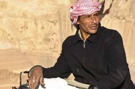 Notre guide local bédouin ! - Jordanie -
