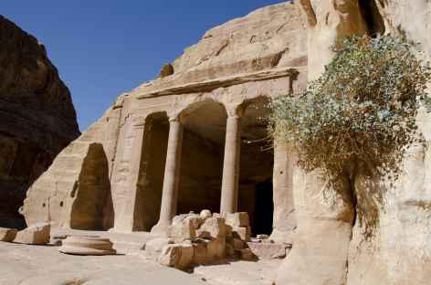 Montée vers le Haut-Lieu du Sacrifice, Pétra - Jordanie -