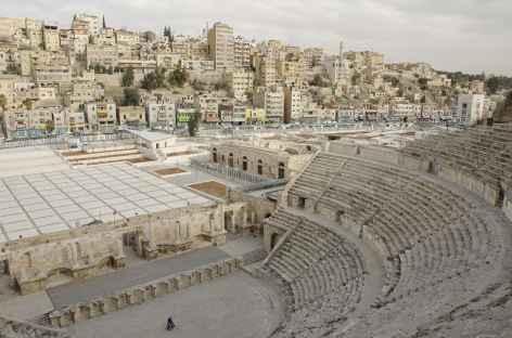 Théâtre romain à Amman - Jordanie -
