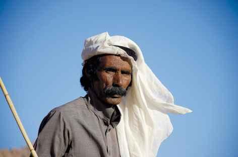 Notre chamelier bédouin du Wadi Rum - Jordanie -