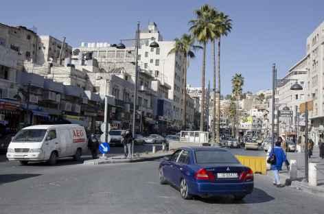 Centre-ville d'Amman - Jordanie -