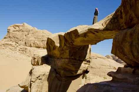 Arche d'Umm Fruth, Wadi Rum - Jordanie -