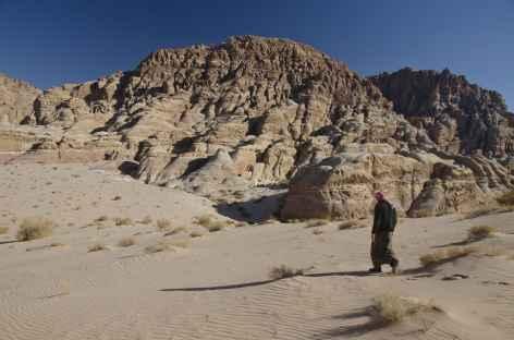 Jarish, désert du Wadi Rum - Jordanie -