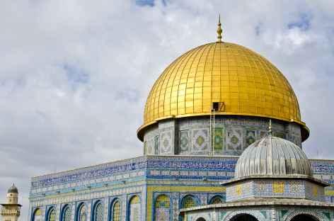 Dôme du Rocher, Jérusalem - Israël -