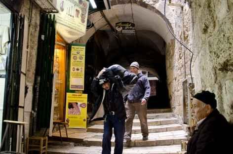 Ruelles de Jérusalem - Israël -