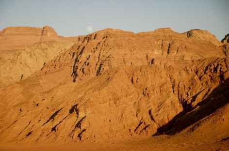 Région du Wadi Araba - Jordanie -