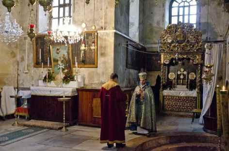 Basilique de la Nativité, Bethléem - Palestine -