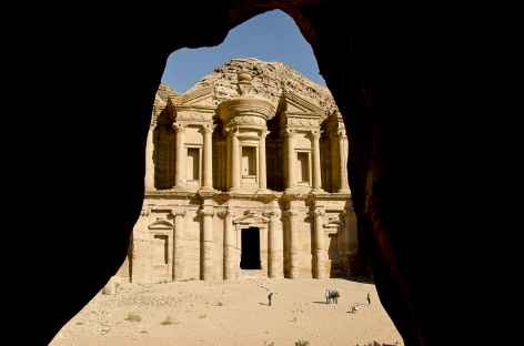Pétra, monastère du Deir - Jordanie -