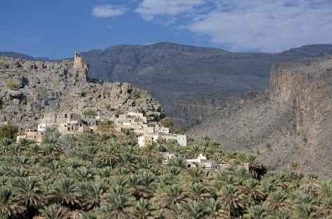 Village de Misfat Al Abreyeen (950 m) - Oman -