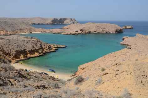 Baie de Khiran - Oman -