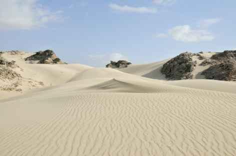 Désert blanc - Oman -
