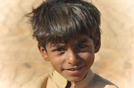 Jeune bédouin - Oman -