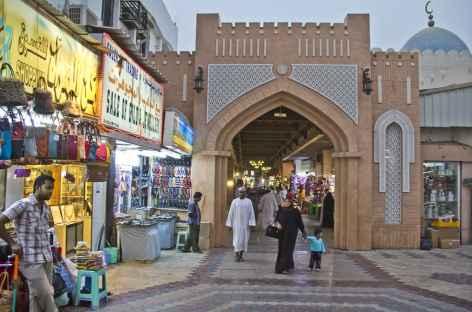 Souk à Muttrah - Oman -