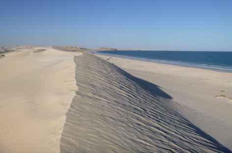 Désert Blanc vers Khaluf - Oman -