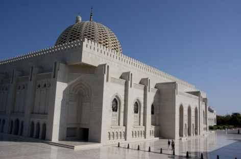 Grande Mosquée Al Qaboos à Mascate - Oman -