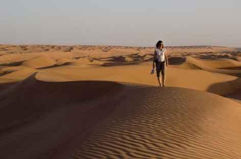Désert du Wahiba - Oman -
