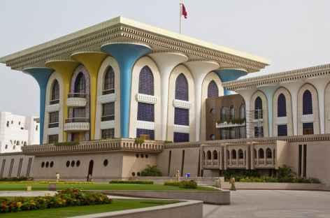 Palais du sultan Qaboos, Mascate - Oman -