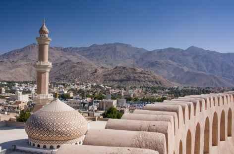 Ville de Nizwa - Oman -