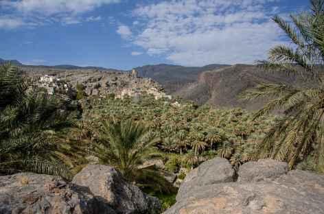 Village de Misfat Al Abreyeen - Oman -