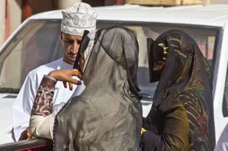 Marché de Nizwa - Oman -