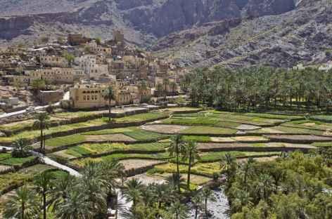 Village de Balad Sit - Oman -