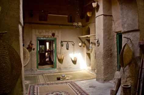 Maison tradtionnelle à Al Hamra - Oman -