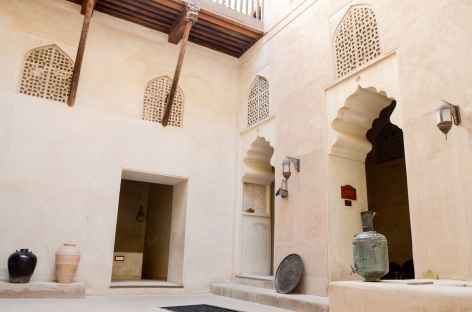 Fort de Jabreen - Oman -