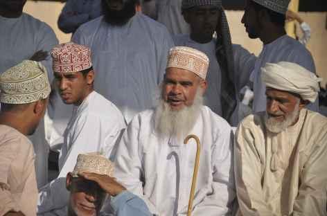 Au marché de Nizwa - Oman -