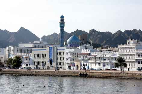 Corniche de Muttrah - Oman -