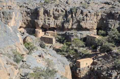 Villages abandonnées du Djebel Akhdar - Oman -