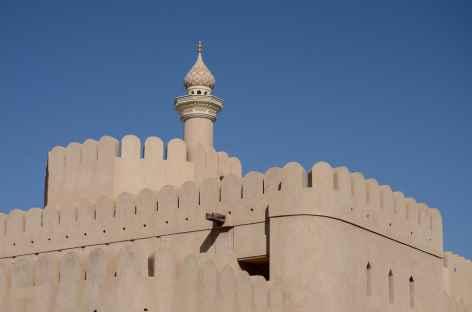 Vieille ville de Nizwa - Oman -