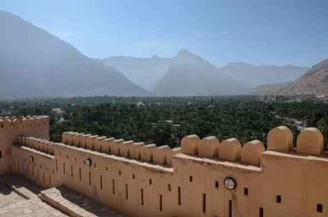 Fort de Nakhl - Oman -