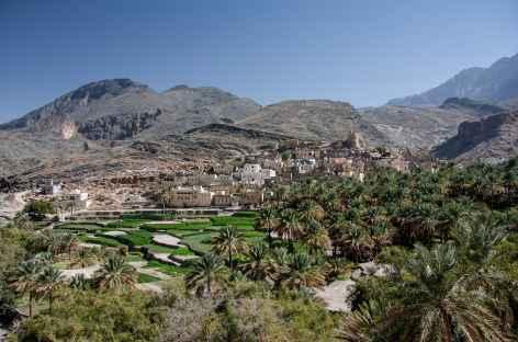 Village de Balad Sit, Wadi Bani Awf - Oman -
