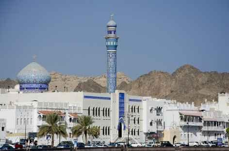 Corniche de Muttrah, Mascate - Oman -